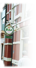 De Troubadour in Leiden