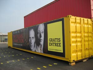 containerbios betuweroute opening